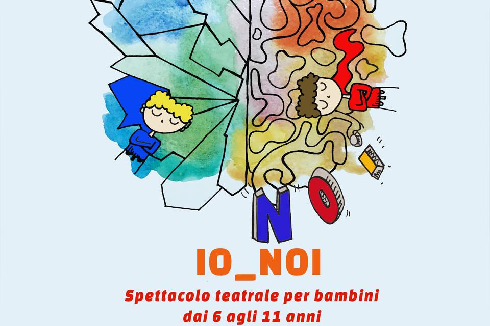 """Io_Noi presso """"La BoTTega del SoTToscala"""" a San Michele di Serino"""