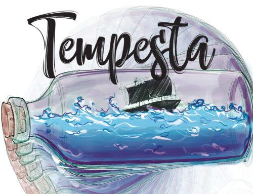 TEMPESTA – Una nuova Produzione Vernicefresca Teatro debutta il 26 marzo