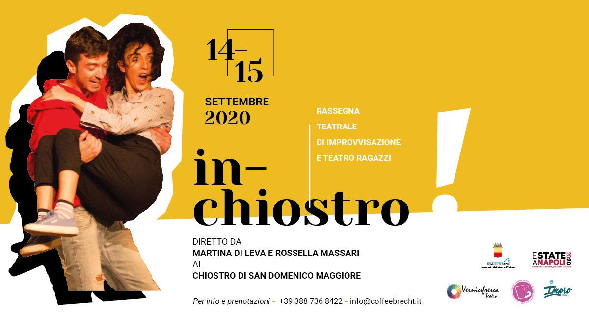 IN-CHIOSTRO – Rassegna Teatrale di Improvvisazione e Teatro Ragazzi
