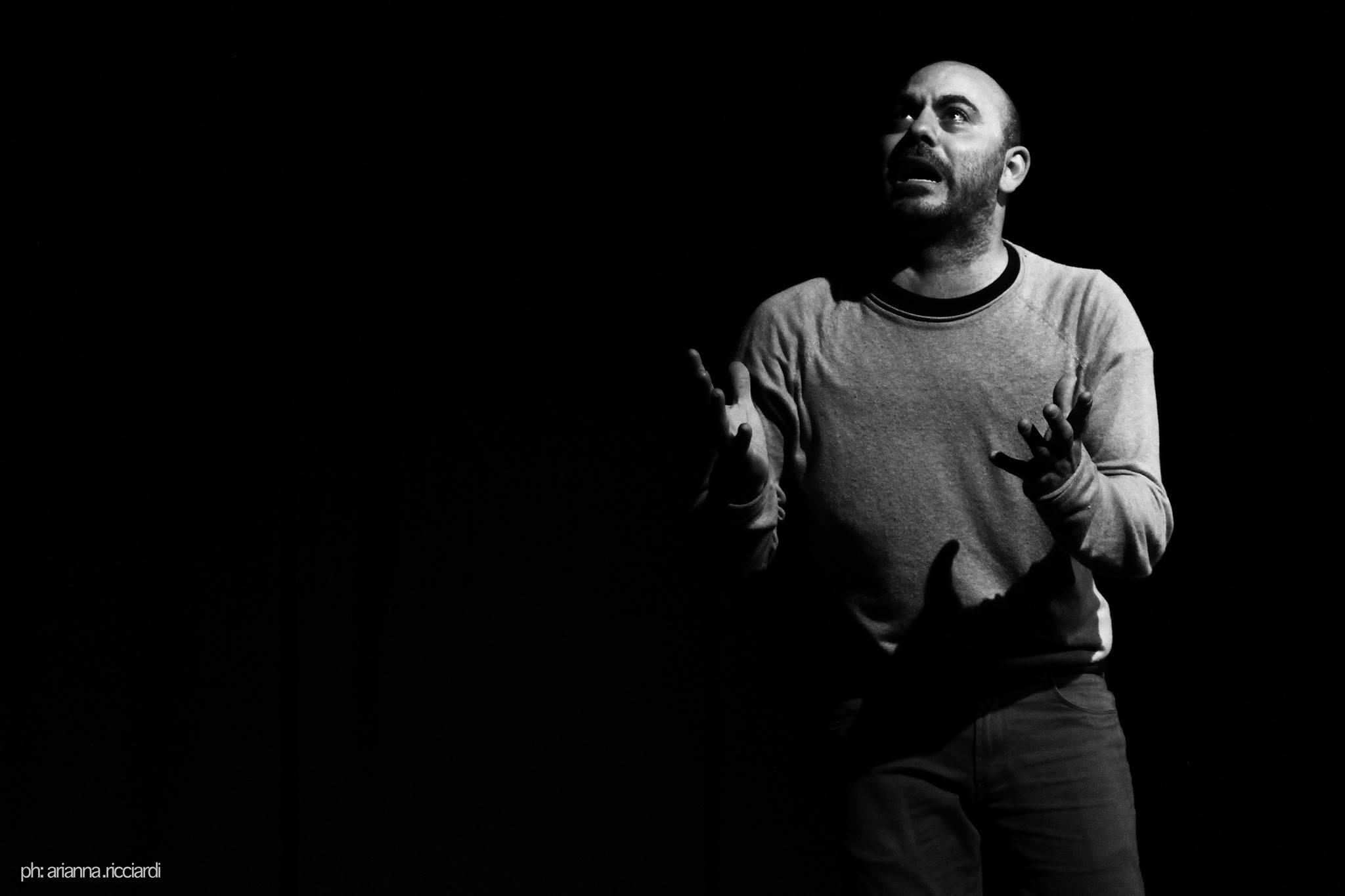 """""""A UNA SOLA VOCE. L'URLO DEL TEATRO IRPINO""""  rassegna teatrale 2020/2021 organizzata dal """"Teatro d'Europa"""""""