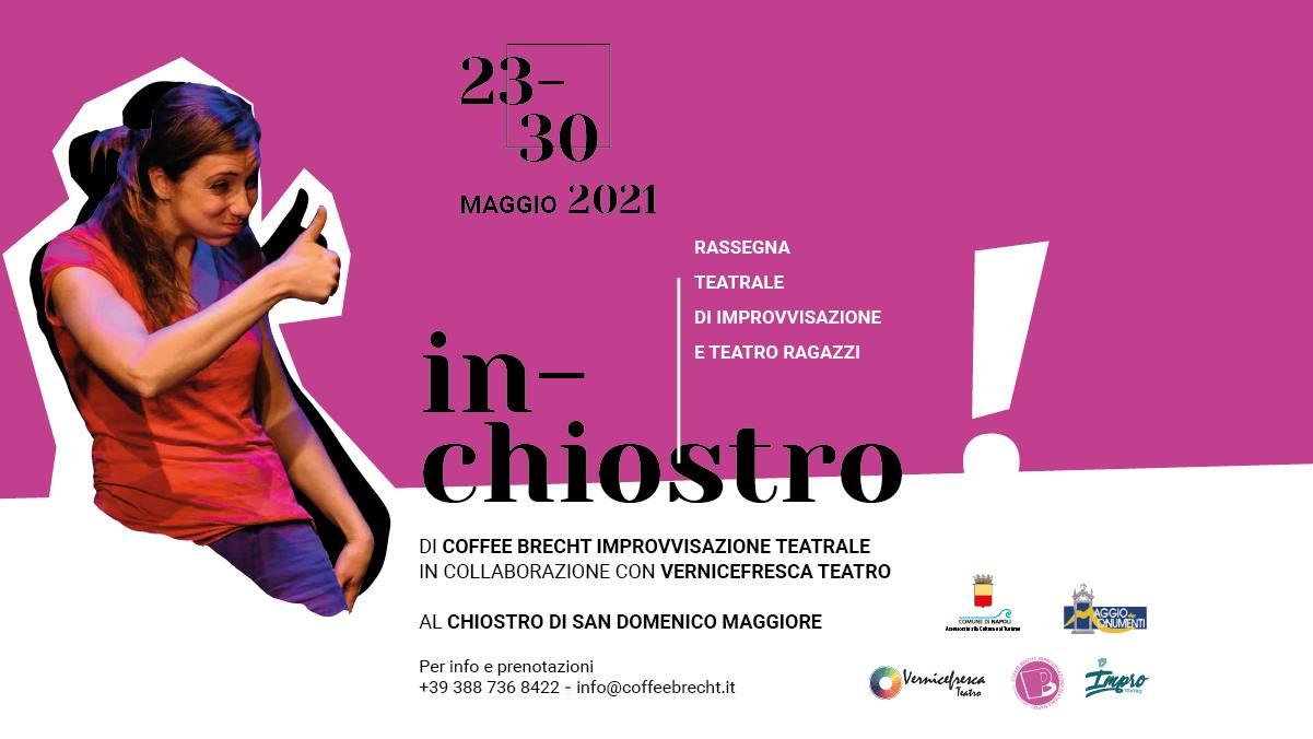 IN-CHIOSTRO Rassegna Teatrale di Improvvisazione e Teatro Ragazzi